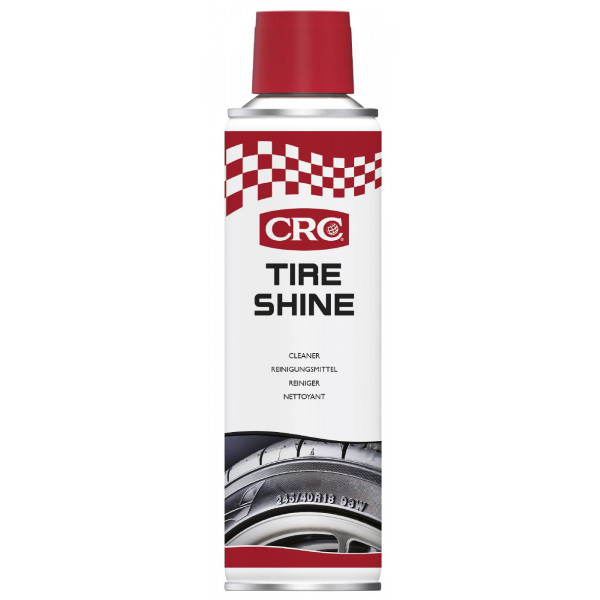 TIRE SHINE SPRAY 250ML, Crc #265150102