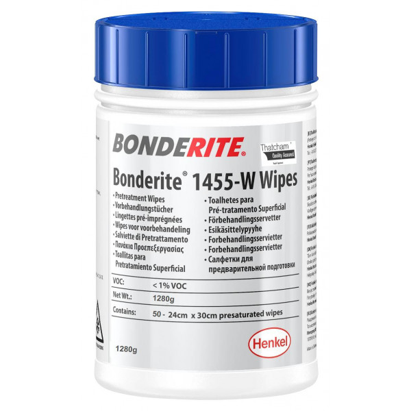 CONVERSION COATING 1455-W, Bonderit #265790105