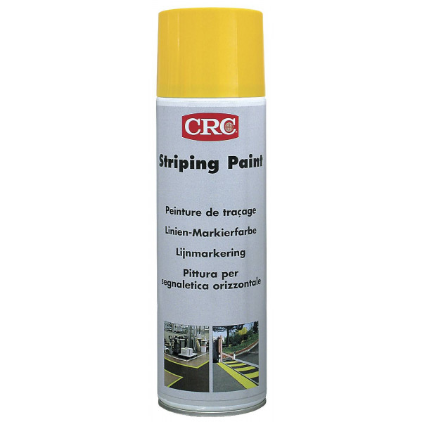 PAINT STRIPING YELL. SPR.500ML, Crc #262030109
