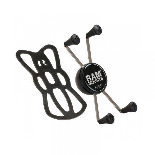 Universal Cell Phone Cradle X-Grip RAM, Ram Mounts #RAM-HOL-UN10U