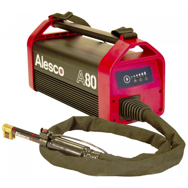 INDUCTION HEATERS ALESCO A80 image