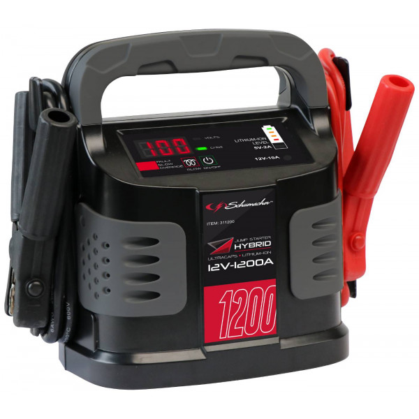 Booster Hybrid 900A, 1200A image