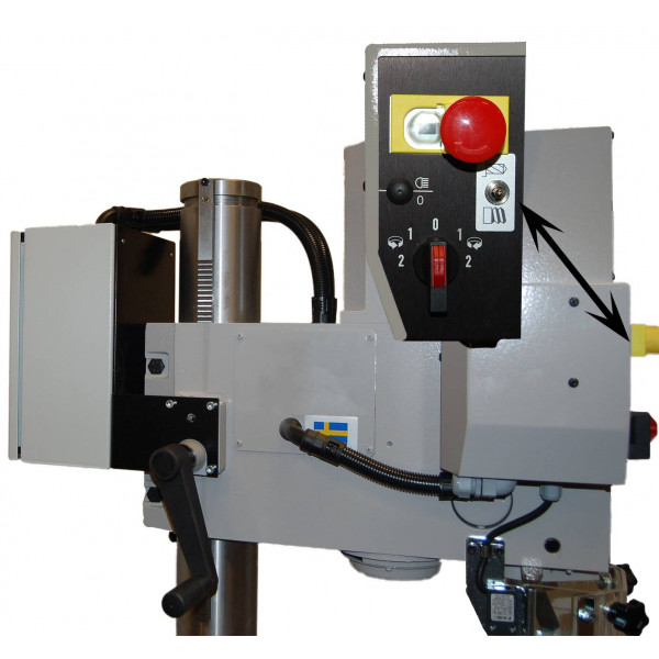FOOT OPERATED REVERSING SWITCH image
