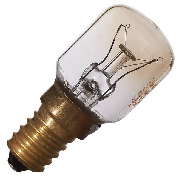 LAMPA PÄRON 25W E14 KLAR image