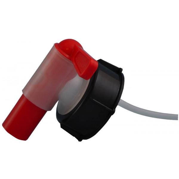 AVTAPPNINGSKRAN 50 MM PVC-PACK image