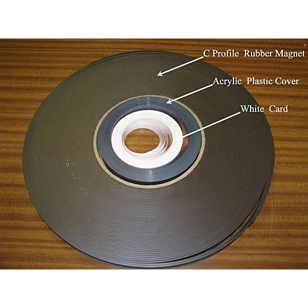 CPROFILE RACKING MAGNET 30MM B image