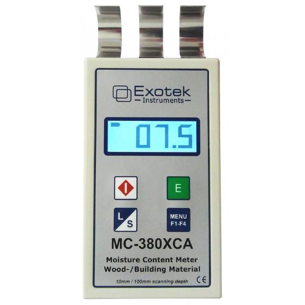 MOISTURE  METER MC-380XCA image