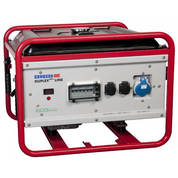 Petrol driven generator Endress Petrol-line, Duplex Professional image