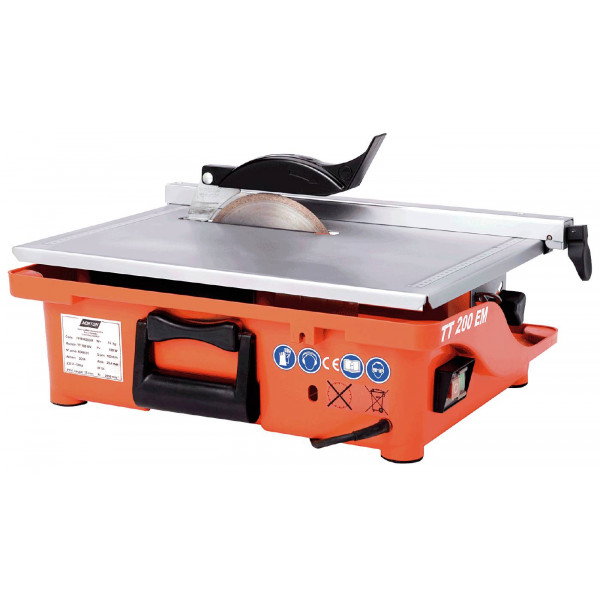 Glazed tile and stone cutter Norton Clipper TT 220 EM image