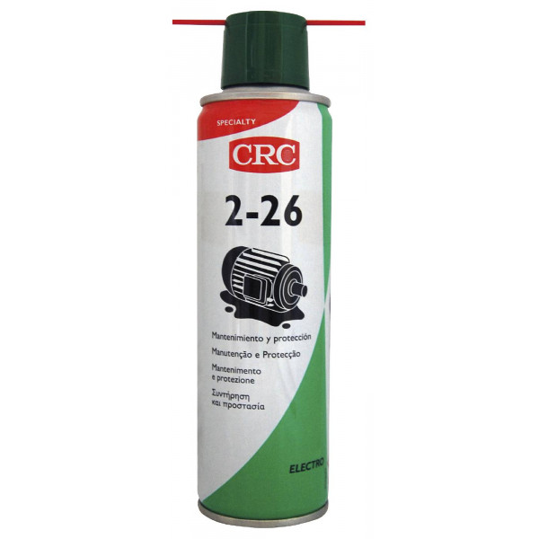 ELECTRONIC OIL 2-26 SPR. 250ML image