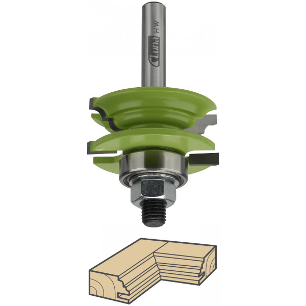 COUNT.MOULDING CUTTER 8MM image