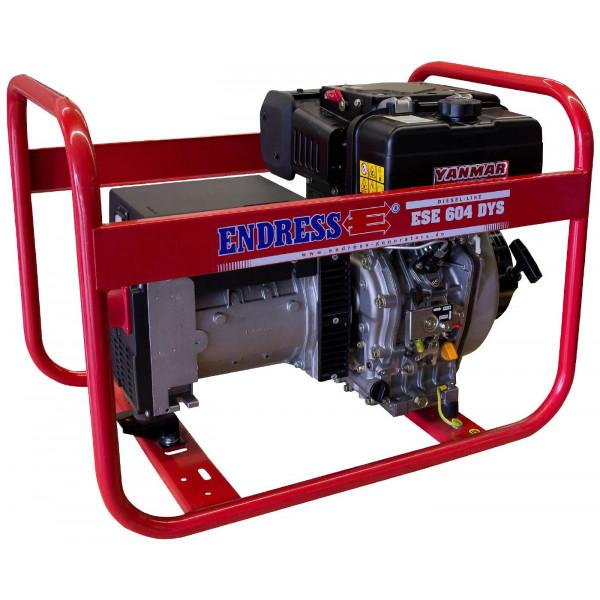 Diesel driven generator Endress Diesel-line image