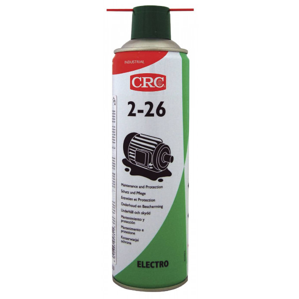 ELECTRONIC OIL 2-26 SPR. 500ML image