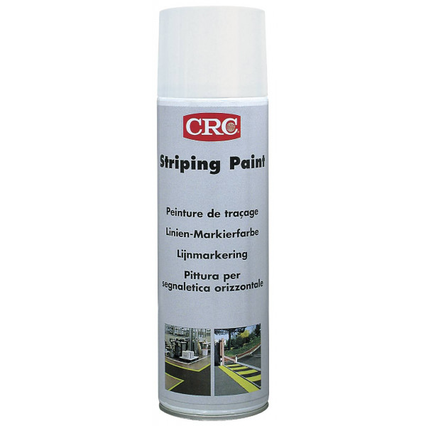 PAINT STRIPING WHI. SPR. 500ML image