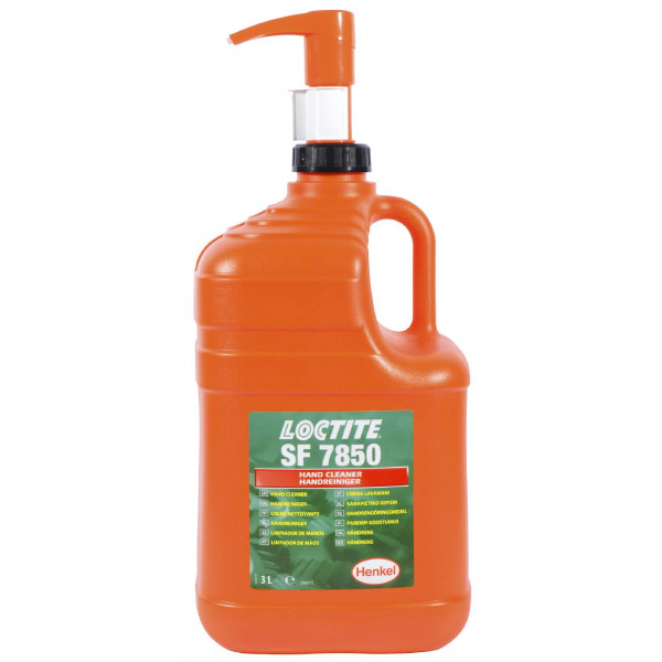 HAND CLEANER LOCTITE SF7850 3L image