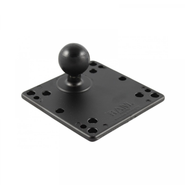Square Base with VESA Hole Patterns & Ball image