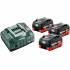 18 Volt Battery Basic Set 3 X LiHD 5.5 Ah (battery pack + charger) image